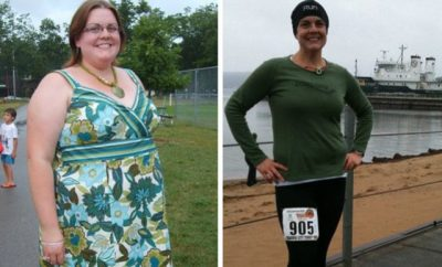 Weight Loss Before and After: Kim Focused On Healthy Choices And Lost 100 Pounds