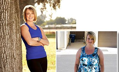 Weight-Loss Success Stories, How Kimberly Kitchen Loss 75 Pounds