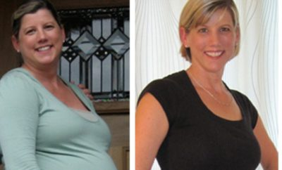 Laura Lost 81 Pounds Post-Baby