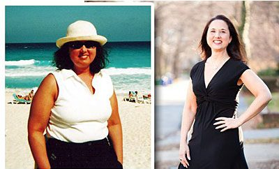 Weight Loss Before and After: Lisa Lost 50 Pounds By Walking
