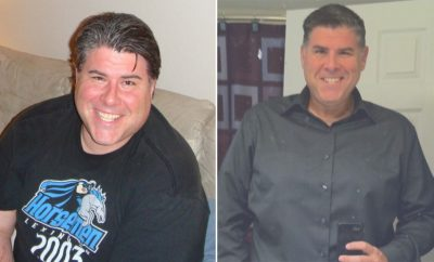 Weight Loss Success: Mark D. Rucker Made Small Changes And Lost 100 Pounds