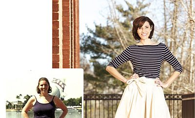Weight Loss Success Stories: Meghan Loses 64 Pounds By Walking