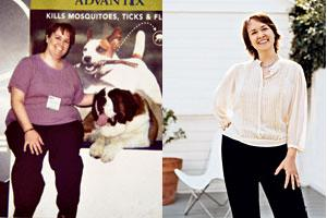 Watch TV to Drop Pounds? How Penny McKay Got Fit