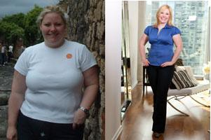 Weight Loss Before and After: Tracy Lost 72 Pounds Without A Diet