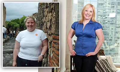 How Tracy Ring Loss 72 Pounds