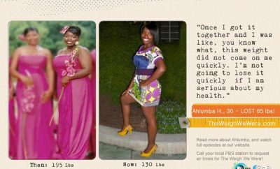 Weight Loss Success Story: Ahlumba Lost 65 Pounds And Found Her True Self