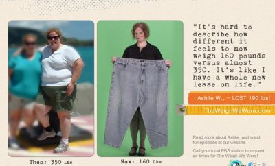 Weight Loss Before and After: Ashlie Loses 90 Pounds With Bariatric Surgery