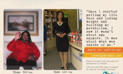 Before And After: Avis Lost An Amazing 151 Pounds!
