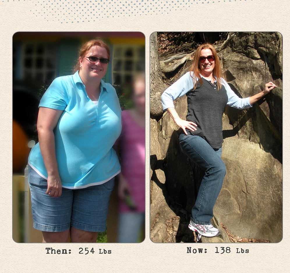 Brandi lost 116 pounds! See my before and after weight loss pictures, and read amazing weight loss success stories from real women and their best weight loss diet plans and programs. Motivation to lose weight with walking and inspiration from before and after weightloss pics and photos.