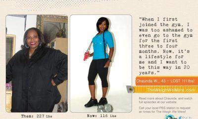 Weight Loss Success Story: Chaunda's Amazing 111 Pound Weight Loss