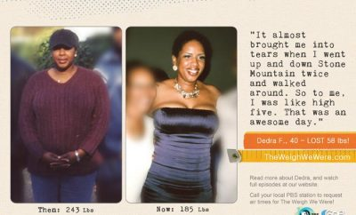 Before And After: Dedra Lost 58 Pounds And Got Moving