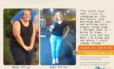Krystie Faulkner Loses 101 Pounds (so far!)