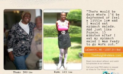 LaDawn Hearns Lost 211 Pounds
