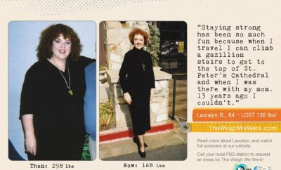 Weight Loss Success Stories: Lauralyn Lost 130 Pounds With Bariatric Surgery