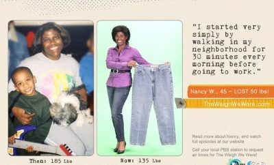 I Lost 50 Pounds: Nancy Loses Weight With The Help Of Her Sister