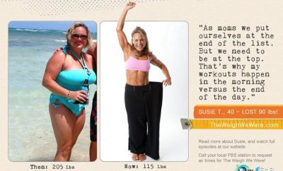 Susie Fuller Lost 90 Pounds