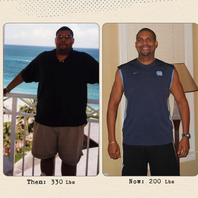 I lost 130 pounds! Read my weight loss success story and see my before and after weight loss pictures at the website The Weigh We Were. Hundreds of success stories, articles and photos of weight loss diet plans for men, tips for how to lose weight for men. Build muscle and lose belly fat with healthy male weight loss transformation pics for inspiration!