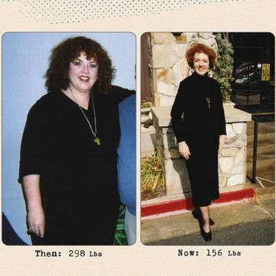 Lauralyn lost 130 pounds! See my before and after weight loss pictures, and read amazing weight loss success stories from real women and their best weight loss diet plans and programs. Motivation to lose weight with walking and inspiration from before and after weightloss pics and photos.