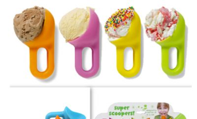 Review: Super Scoopers – Perfectly Portioned Ice Cream Servers