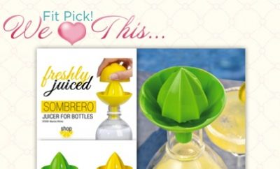 Review: The Sombrero – the Juicer that Puts Zest into Your Water