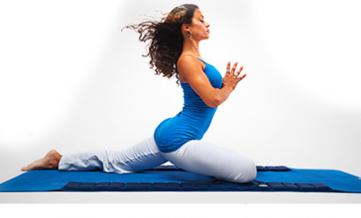 MajiMat – the Yoga Mat with Revolutionary Knee Support
