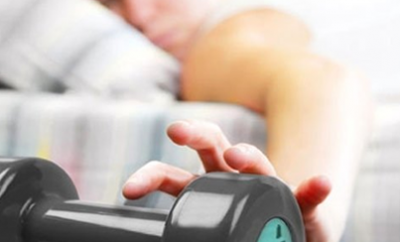 ShakeAlarm – the Efficient Dumbbell Alarm Clock