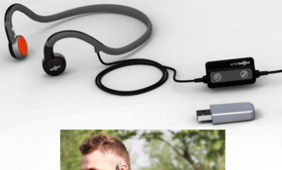 After Shokz –the Headphones with Open Ear Design
