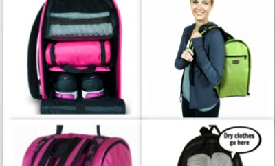 The Glo Bag – Your Stylish Workout Gear Carryall
