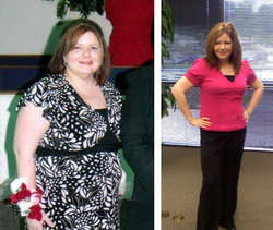 Weight Loss Before and After: I Quit Smoking And Dropped 65 Pounds!