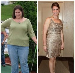 Weight Loss Success Stories: Alisha Shed 110 Pounds With A Change In Attitude