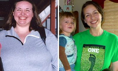 Weight Loss Success Stories: Amanda Changes Her Eating Habits And Loses 174 Pounds