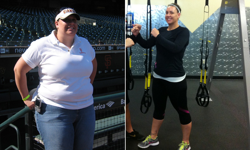 Andrea lost 140 pounds! See my before and after weight loss pictures, and read amazing weight loss success stories from real women and their best weight loss diet plans and programs. Motivation to lose weight with walking and inspiration from before and after weightloss pics and photos.
