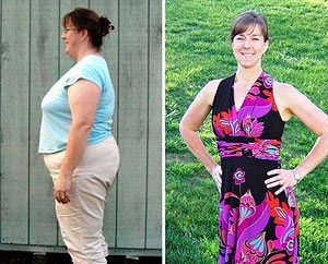 Weight Loss Before and After: Bonnie Lost 142 Pounds To Take A Trip Of A Lifetime