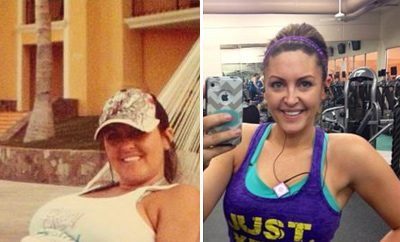 Weight Loss Success Stories: Brandi Did High-Impact Exercises And Lost 58 Pounds