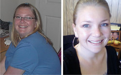 Weight Loss Before and After: Brandy Lost 100 Pounds And Started Eating Healthy