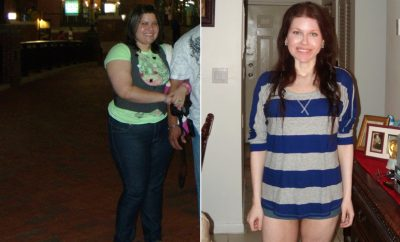 Weight Loss Success Stories: Brittany Committed To Healthy Eating And Lost More Than 130 Pounds