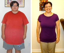 Weight Loss Success Stories: I Lost 77 Pounds With Determination