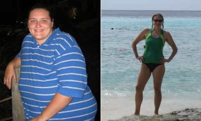 170 Pounds Lost: Carrie Sheds The Weight And Gets Healthy
