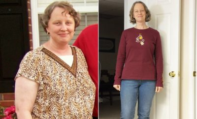 I Lost Weight: Cathy Storey Wanted To Naturally Lower Her Blood Pressure And Lost 94 Pounds