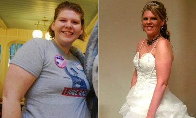Weight Loss Success Stories: Christy Trims 95 Pounds By Counting Calories