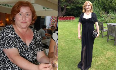 Before and After PCOS – Cristina's 58 Pound Weight Loss Journey