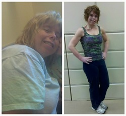 I lost 115 pounds! See my before and after weight loss pictures, and read amazing weight loss success stories from real women and their best weight loss diet plans and programs. Motivation to lose weight with walking and inspiration from before and after weightloss pics and photos.