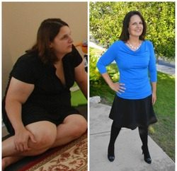 Weight Loss Success Stories: Heather Lost 100 Pounds And Now Feels Like She Can Do Anything