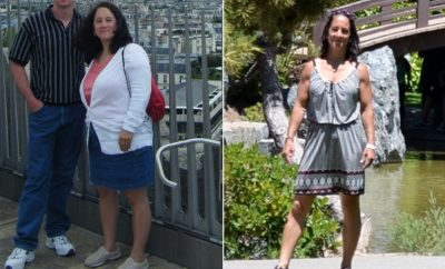 Real Weight Loss Success Stories: Jacqui Loses 72 Pounds With Motivation From Her Daughter