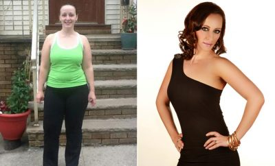 Real Weight Loss Success Stories: Jenalee Overcame Postpartum Depression And Lost 70 Pounds