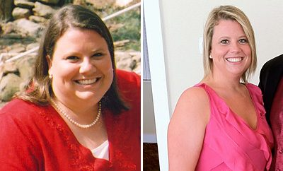 Weight Loss Before and After: Jennifer Uses Lean Meat and Portion Control To Lose 104 Pounds