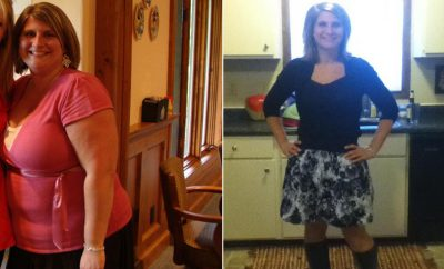 Real Weight Loss Success Stories: Jessica Was Inspired By A Rocky Marriage To Lose 107 Pounds