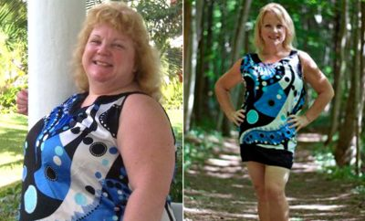 I Lost Weight: Joan Minnery Wanted To Be There For Her Son And Lost 163 Pounds