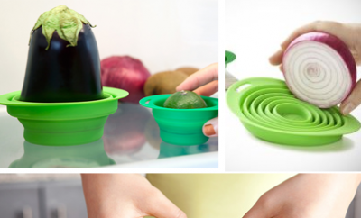 Poppit Fruit & Veggie Saver – the Expandable Topper