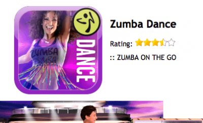 Zumba Dance – the App that Will Make You Break a Sweat